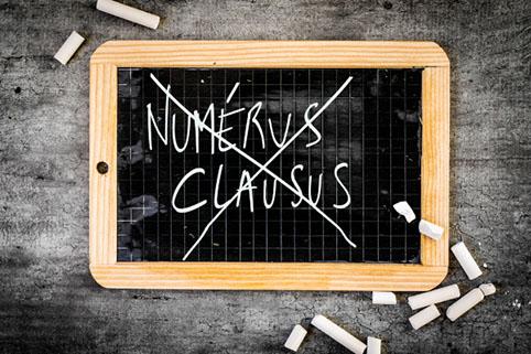 Paces : numerus clausus record pour l'avant dernier cru