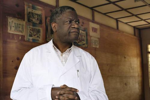 Dr Denis Mukwege