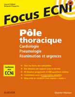 Pôle thoracique - Benjamin PLANQUETTE, Laurent SABBAH - ELSEVIER / MASSON - Focus ECNi