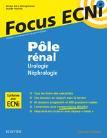 Pôle rénal - Nicolas BARRY DELONGCHAMPS, Aurélie HUMMEL - ELSEVIER / MASSON - Focus ECNi
