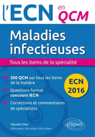 Maladies infectieuses - Myraim DAO - ELLIPSES - ECN en QCM
