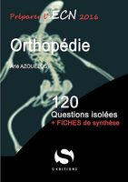 Orthopédie -  - S EDITIONS - 120 questions isolées