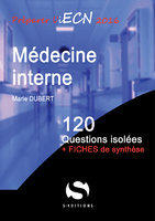 Médecine interne -  - S EDITIONS - 120 questions isolées