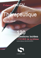 Thérapeutique - Collectif - S EDITIONS - 120 questions isolees