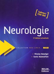 Neurologie - Nicolas DANZIGER, Sonia ALAMOWITCH - MED-LINE - Med-Line