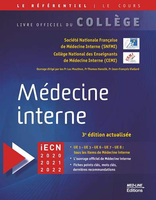 Médecine interne -  - MED-LINE EDITIONS -