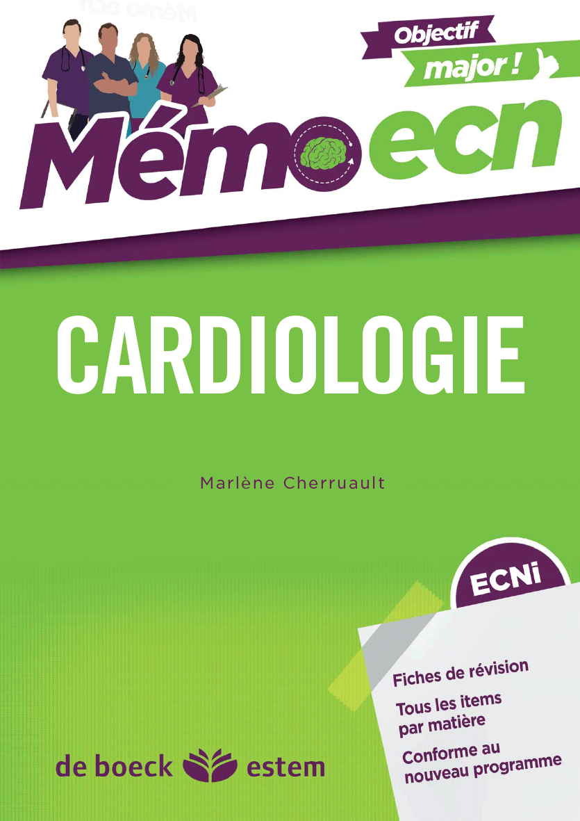 flash memo cardiologie