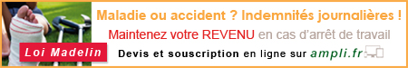 Loi Madelin - Devis et souscription en ligne sur ampli.fr