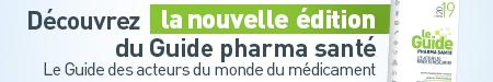Découvrez la nouvelle édition du Guide pharma santé