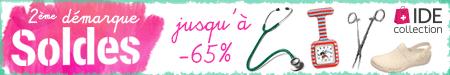 IDE Collection Soldes 2ème démarque -65%