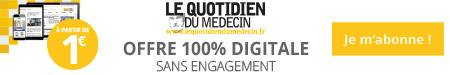 Le Quotidien du Médecin offre 100% digitale