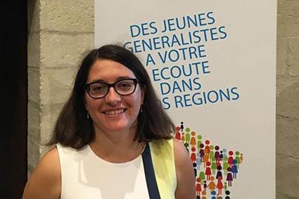 Dr Sophie Augros