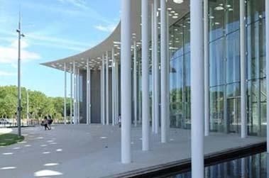 Visite guidée de la nouvelle faculté de médecine de Montpellier