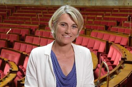 Stéphanie Rist, députée LREM