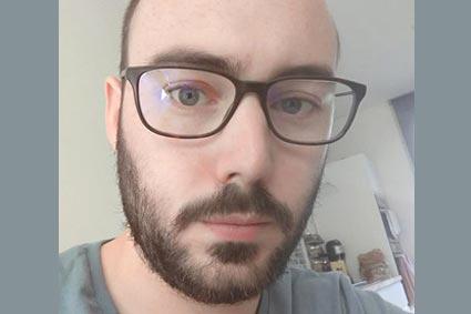 Thibaud Desriac, 25 ans, interne en médecine légale, passionné par les morts suspectes